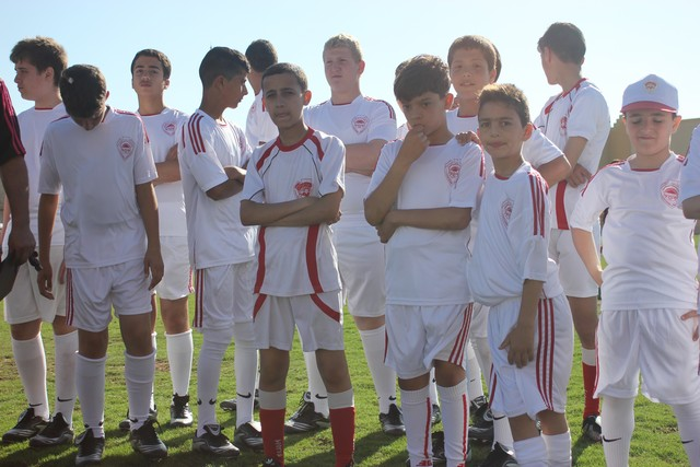 أكاديمية غزة الرياضي للناشئين (5)