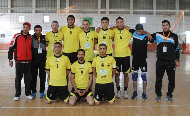 نادي السلام لكرة الطائرة (2)