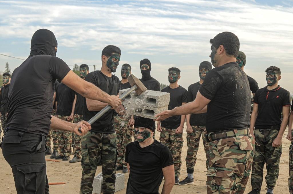 تخرج فوج مجد في قطاع غزة (11).jpg