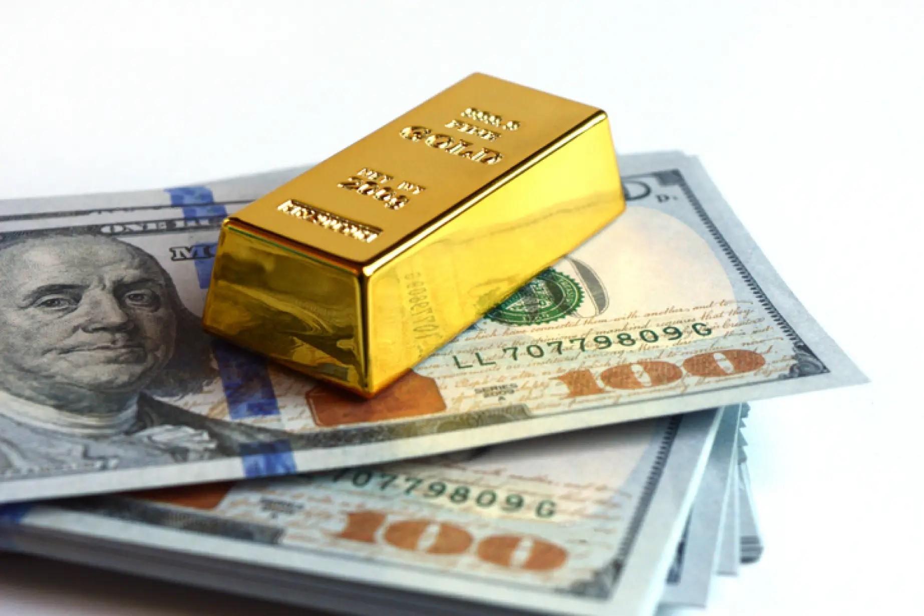 الذهب -الدولار -دولار وذهب -ذهب ودولار- اسعار الذهب-.jpg