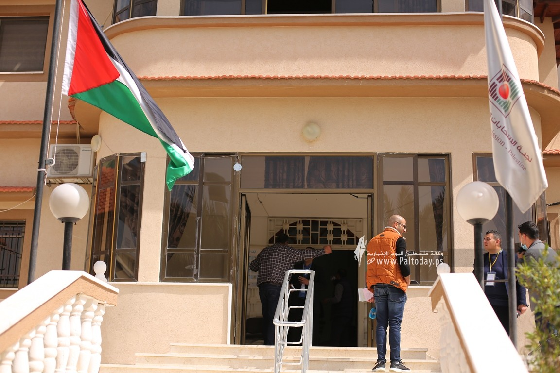مقر لجنة الانتخابات.JPG