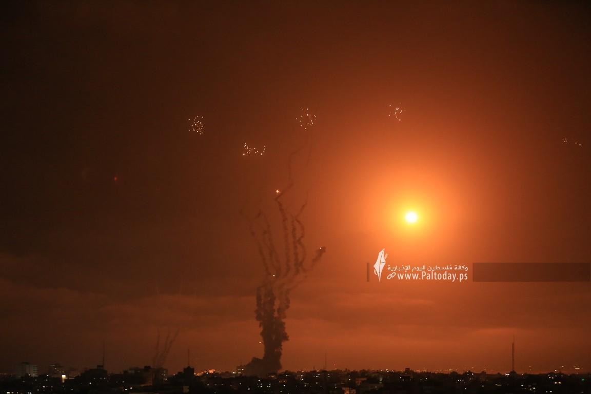 رشقات صاروخية (8).JPG