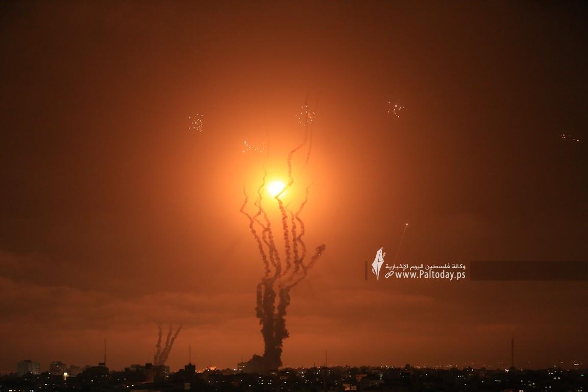 رشقات صاروخية (6).JPG