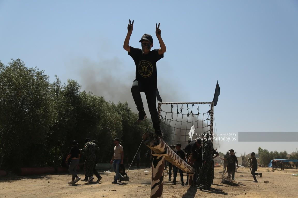 مخيمات سيف القدس.. اقترب الوعد في قطاع غزة (13).JPG