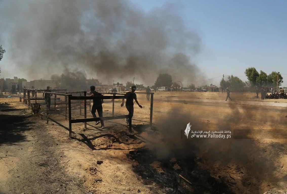 مخيمات سيف القدس.. اقترب الوعد في قطاع غزة (6).JPG