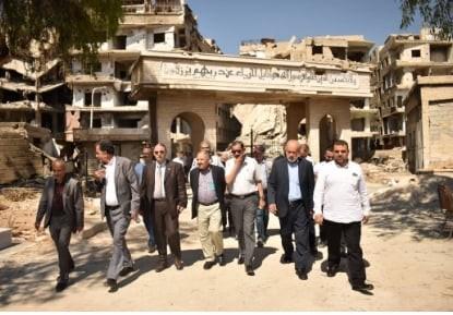 الفصائل في دمشق تحيي ذكرى الشاهد الأمين (3).jpg