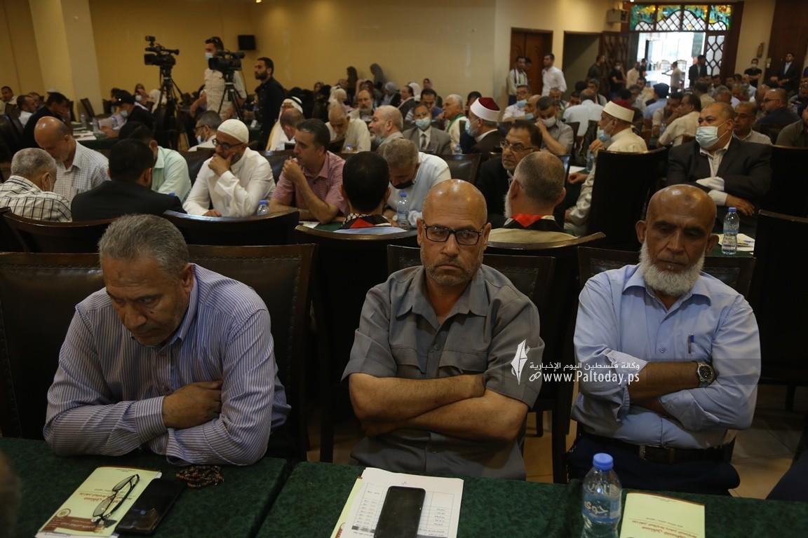 فلسطين للدراسات ينظم لقاء ثقافي بعنوان مستقبل فلسطين بين نهج المقاومة ونهج المساومة (21).JPG