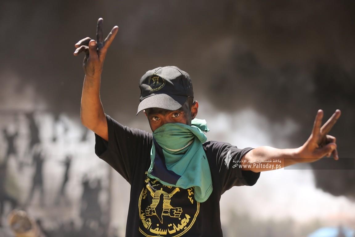 مخيم سيف القدس.. اقترب الوعد (30).JPG