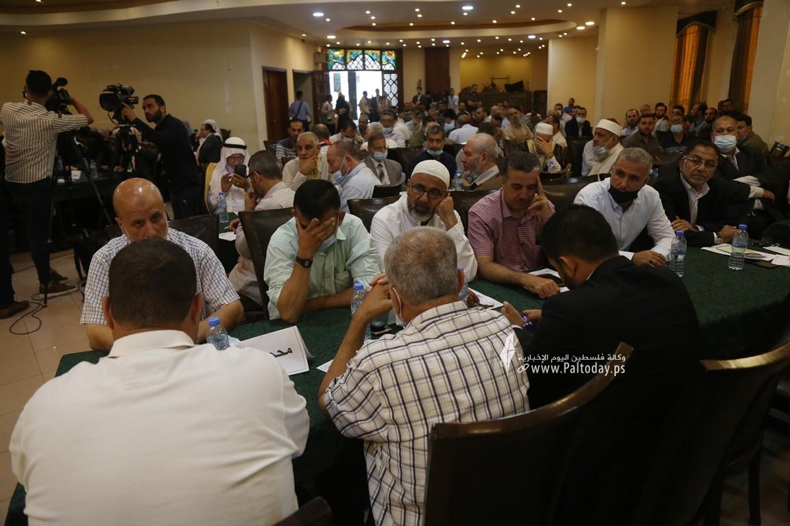 فلسطين للدراسات ينظم لقاء ثقافي بعنوان مستقبل فلسطين بين نهج المقاومة ونهج المساومة (7).JPG