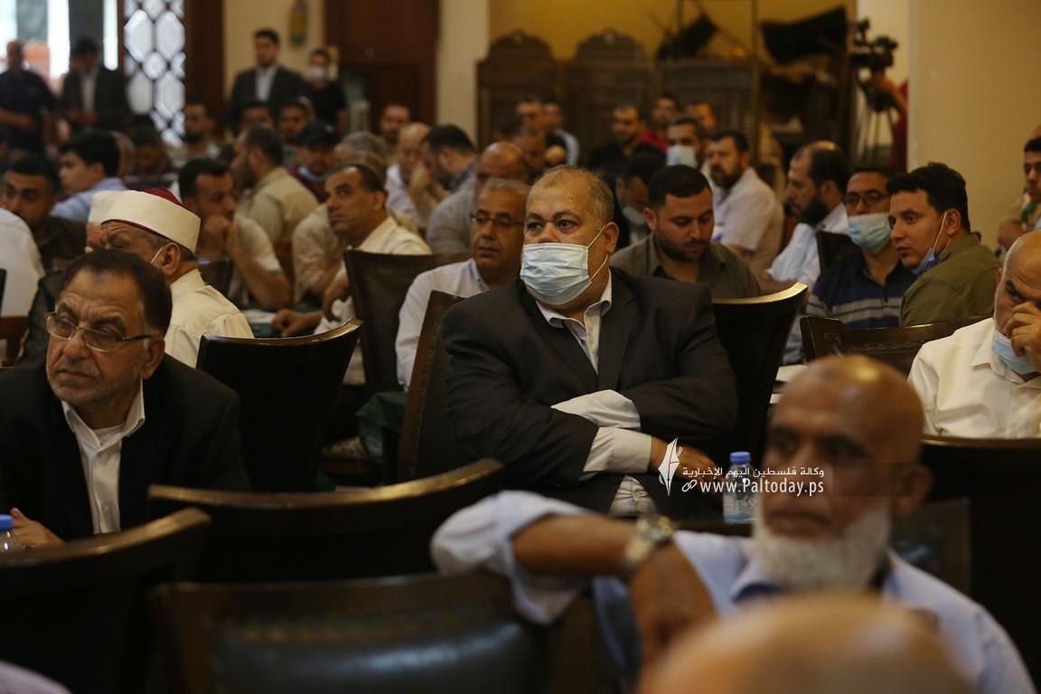 فلسطين للدراسات ينظم لقاء ثقافي بعنوان مستقبل فلسطين بين نهج المقاومة ونهج المساومة (10).JPG