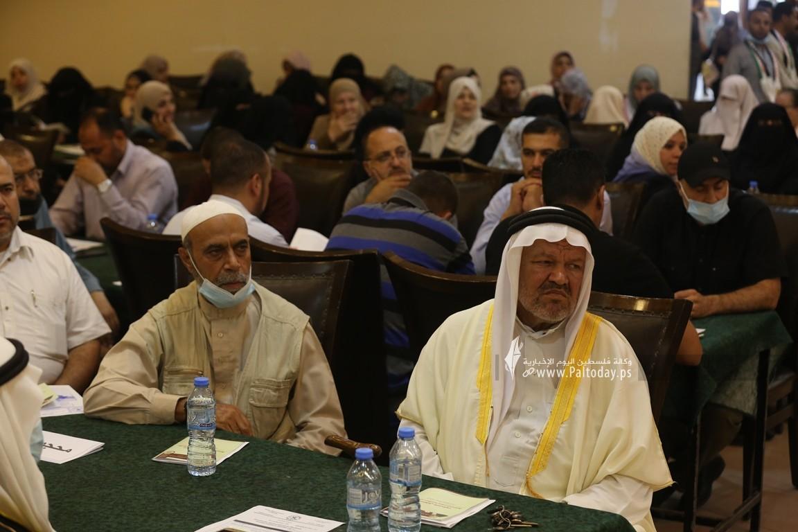 فلسطين للدراسات ينظم لقاء ثقافي بعنوان مستقبل فلسطين بين نهج المقاومة ونهج المساومة (18).JPG
