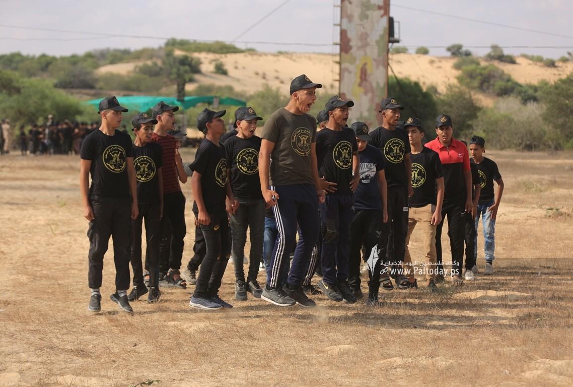 مخيمات سيف القدس.. اقترب الوعد في رفح وخانيونس (15).JPG