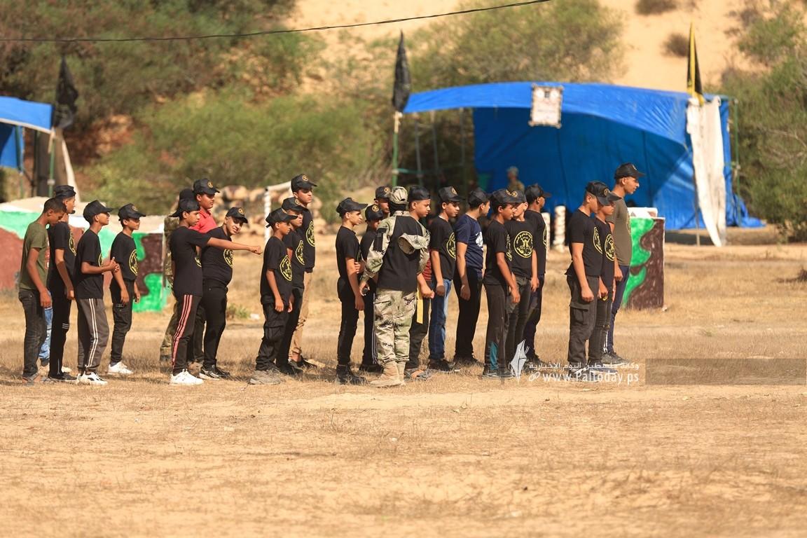 مخيمات سيف القدس.. اقترب الوعد في رفح وخانيونس (12).JPG