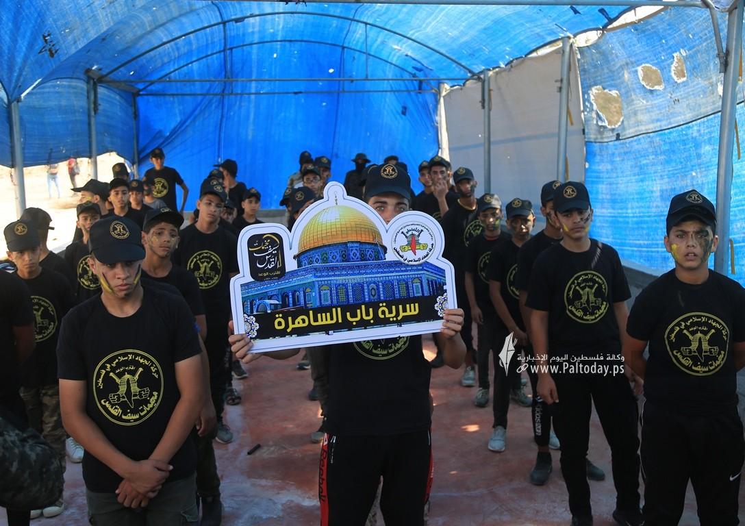 مخيمات سيف القدس.. اقترب الوعد في رفح وخانيونس (22).JPG