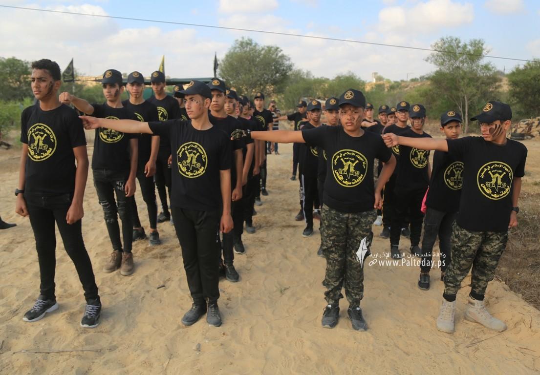 مخيمات سيف القدس.. اقترب الوعد في رفح وخانيونس (8).JPG