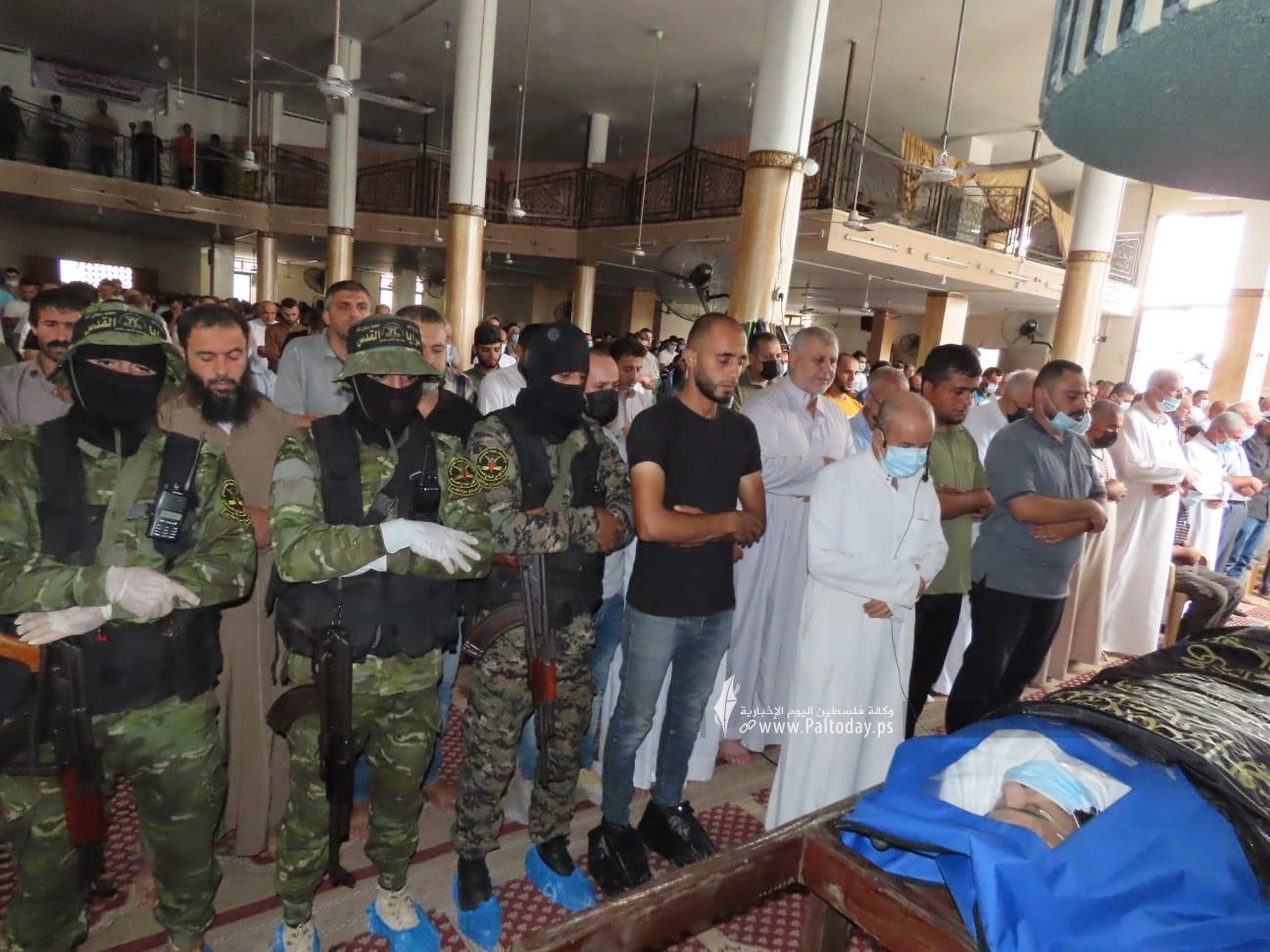 جثمان القائد محمد الهشيم (12).jpeg