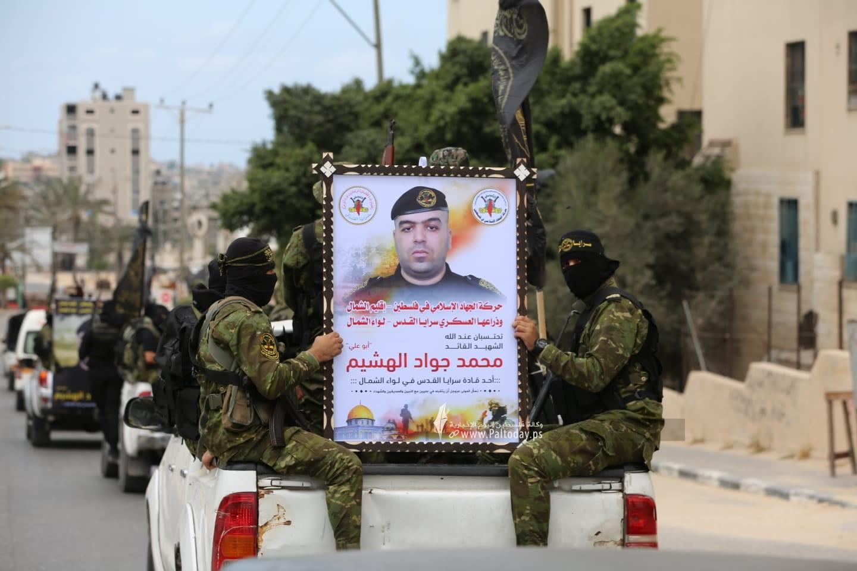 جثمان القائد محمد الهشيم (3).jpeg