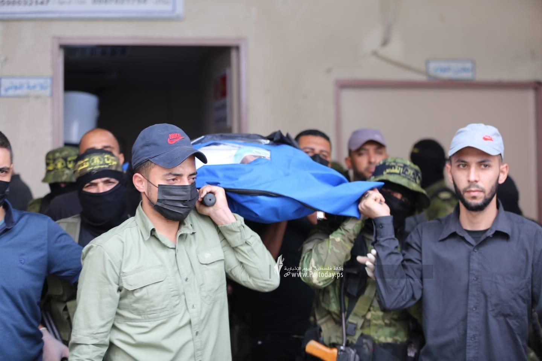 جثمان القائد محمد الهشيم (7).jpeg