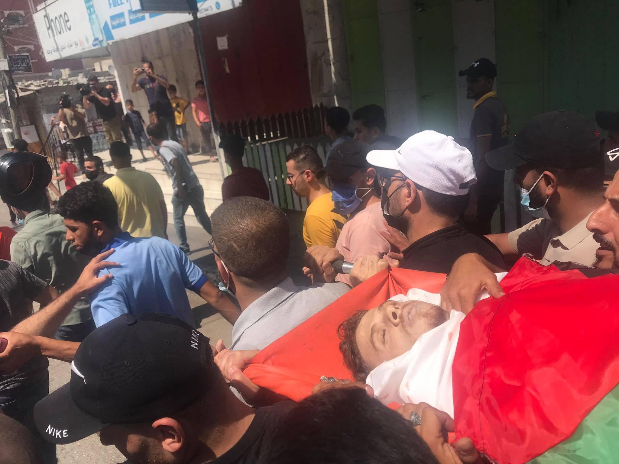 تشيع الشهيد أحمد صالح.jpg
