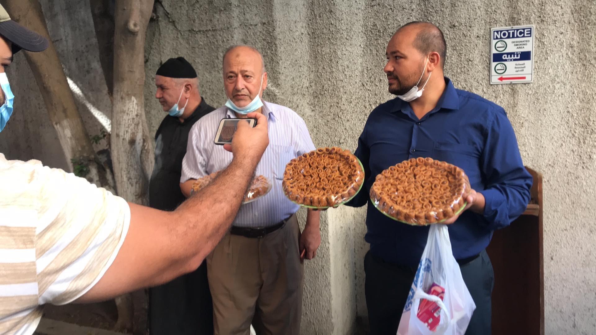 حلوان في قطاع غزة بعد هروب الاسرى.jpg