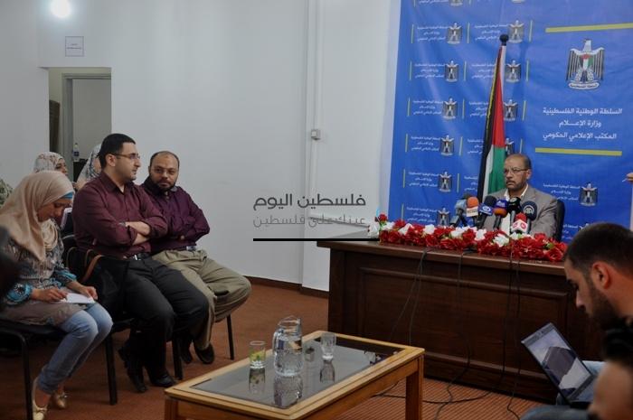 فتحي الشيخ خليل نائب رئيس سلطة الطاقة