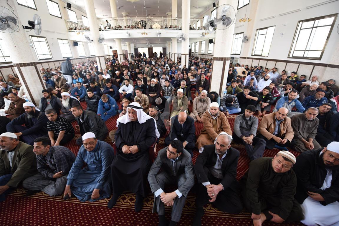 افتتاح مسجد القدس (4635330) 