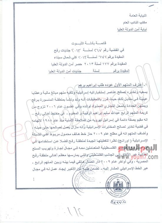 بالوثائق جاسوس مصري