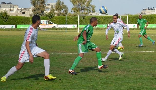 دوري جوال الجمعية الإسلامية وغزة الرياضي (3)