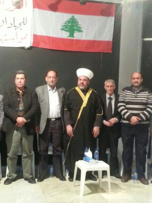 لبنان فلسطين