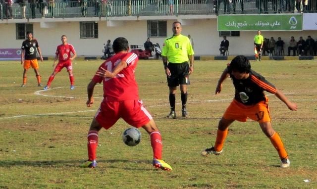 دوري جوال اتحاد خانيونس والأهلي (13)