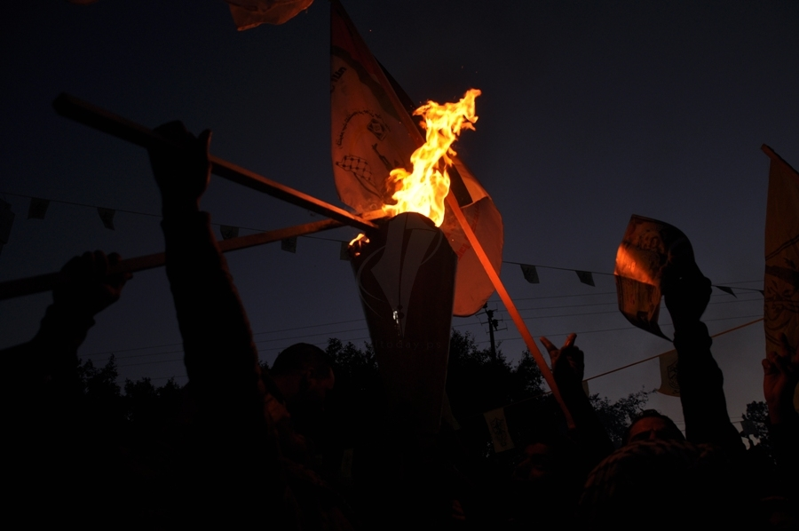 شعلة حركة فتح