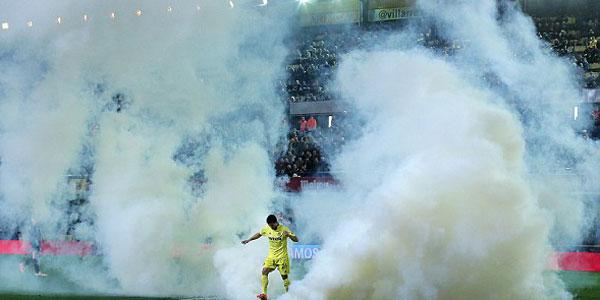 مباراة اسبانية
