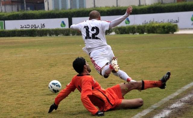 دوري جوال غزة الرياضي واتحاد خانيونس (2)