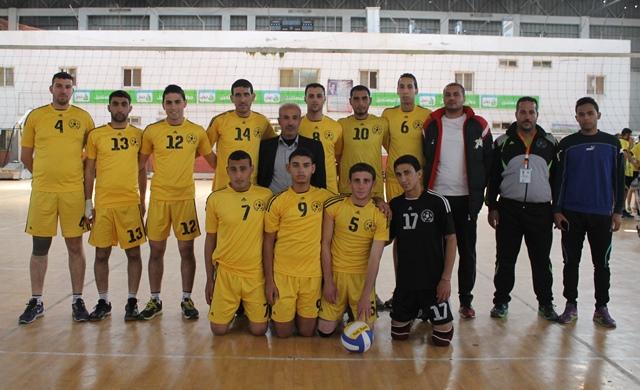 نادي السلام لكرة الطائرة (1)