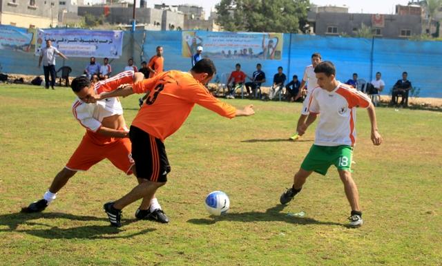 بطولة البنيان المرصوص لكرة القدم (2)