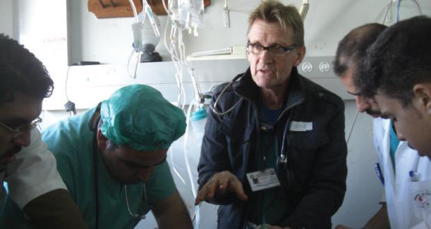 الطبيب النرويجي