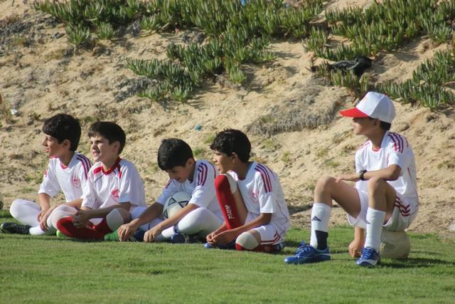 أكاديمية غزة الرياضي للناشئين (28)