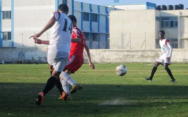 خدمات النصيرات وغزة الرياضي