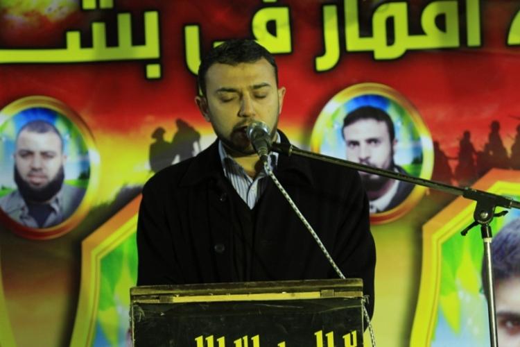 سرايا القدس تقيم مهرجان بمناسبة بشار الإنتصار