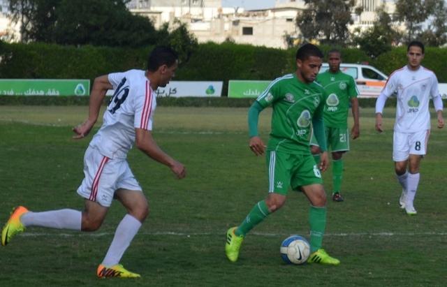 دوري جوال الجمعية الإسلامية وغزة الرياضي (1)