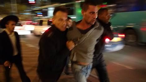 شرطة الاحتلال ومظاهرة للمستوطنين