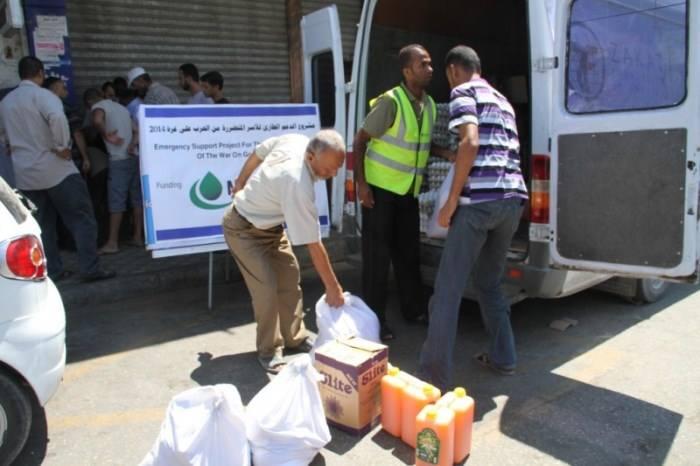 جمعية نور المعرفة مساعدات