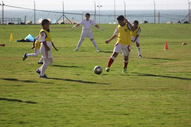 أكاديمية غزة الرياضي للناشئين (11)