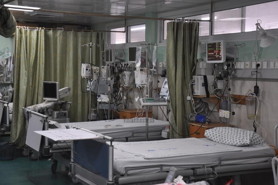 توقف العمليات الجراحية