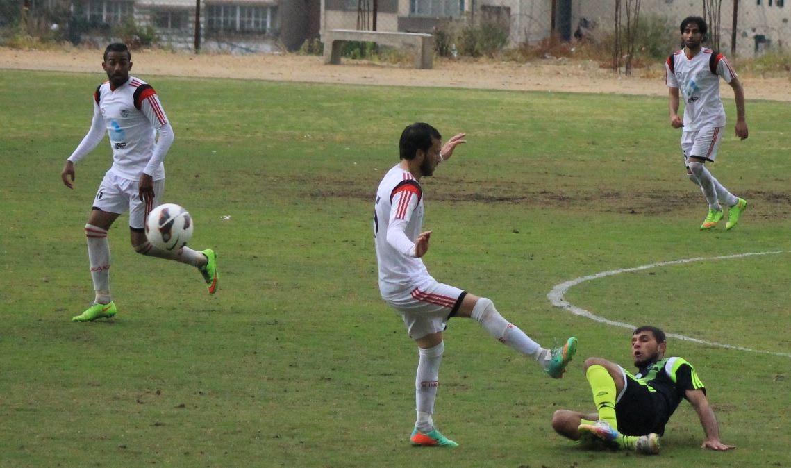 الهلال وغزة الرياضي