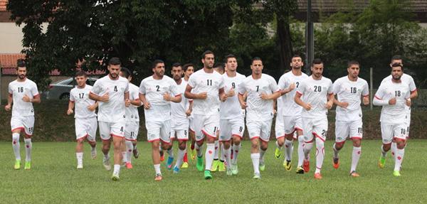 تدريبات المنتخب الوطني (1)