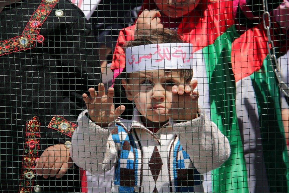 مهجة القدس تنظم وقفة جماهيرية دعماً وإسناداً للأسيرة لينا الجربونى  فى غزة (264638202) 