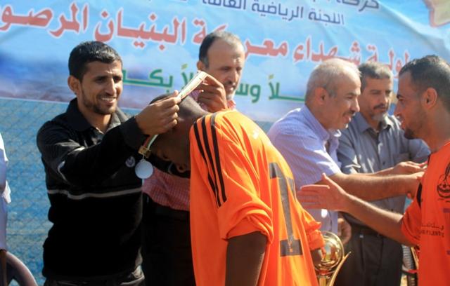بطولة البنيان المرصوص لكرة القدم (8)