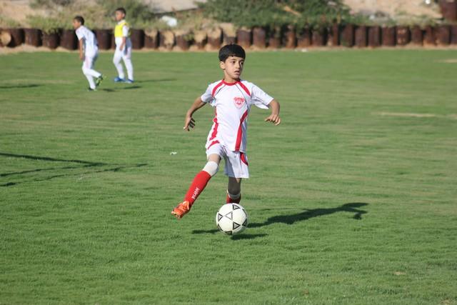 أكاديمية غزة الرياضي للناشئين (34)