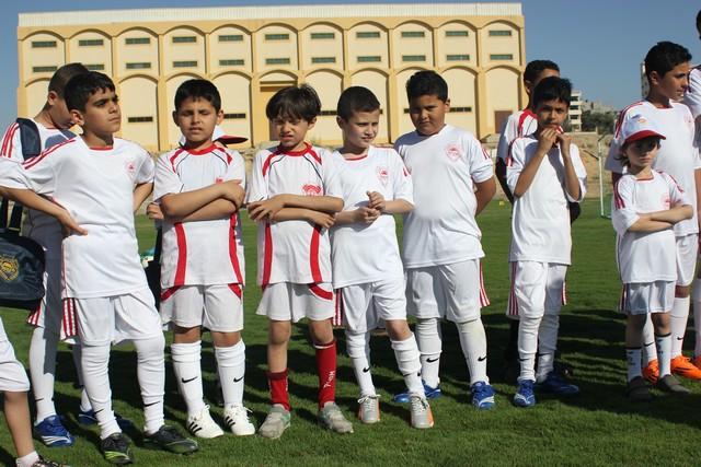 أكاديمية غزة الرياضي للناشئين (4)